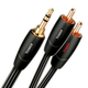 AudioQuest Tower 3.5mm Male to RCA Male Cable - 1.97 ft. (.6m)