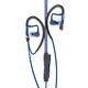 Klipsch AS-5i Sweat Resistant Sports In-Ear Headphones (Blue)