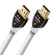 AudioQuest Pearl HDMI Cable with White PVC - 12m