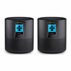 Bose Home Speaker 500 with Built-In Amazon Alexa Two Room Set - (Black)