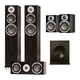 KLH Quincy 5.1 Speaker System with Windsor 10