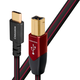 AudioQuest Cinnamon USB B to C Cable - 2.46 ft. (0.75m)