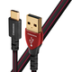 AudioQuest Cinnamon USB A to C Cable - 2.46 ft. (0.75m)