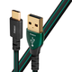 AudioQuest Forest USB A to C Cable - 2.46 ft. (0.75m)