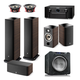 Focal Aria 5.1.2 Home Theater System with Marantz SR7013 9.3-Channel AV Receiver