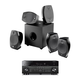 Focal Sib Evo 5.1.2 Home Cinema System with Yamaha RX-A780 AV 7.2-Channel Receiver