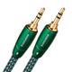 AudioQuest Evergreen 3.5mm to 3.5mm (Green)- 1.9 ft