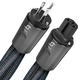 AudioQuest NRG Hurricane Source 15-Amp AC Power Cable - 6.56 ft. (2m)