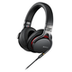 Sony MDR1A Hi-Res Headphones With 40mm Drivers (Black)