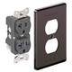 AudioQuest NRG Edison Duplex 15 AMP Wall Outlet