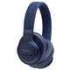 JBL LIVE 500BT Wireless Over-Ear Headphones with Voice Control (Blue)