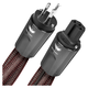 AudioQuest NRG FireBird High-Current 20-Amp AC Power Cable - 3.28 ft. (1m)