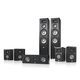 JBL Studio 290 7.0 Home Theater Speaker System Package (Black)