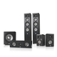 JBL Studio 280 5.1 Home Theater Speaker System Package (Black)