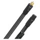 AudioQuest Blizzard High-Current 15 AMP AC Power Cable - 6.56