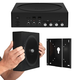 Sonos Amp Wireless Hi-Fi Player with Flexson Wall Mount (Black)