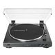 AudioTechnica AT-LP60X-BK Fully Automatic Belt-Drive Stereo Turntable (Black)