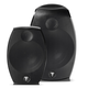 Focal Sib Evo Dolby Atmos 2.0 Three-Way Bass-Reflex Satellite Loudspeakers - Pair (Black)