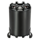 Kicker 46CWTB82 8 2-Ohm TB-Series Subwoofer Enclosure w/ Passive Radiator