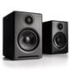 Audioengine A2+ Premium Powered Wireless Desktop Speakers - Pair (Black)