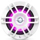Infinity Kappa 6120m 6-1/2 2-Way Marine Speakers w/ RGB Illumination - Pair (White)