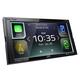 JVC KW-M750BT 6.8 Digital Media Receiver w/ Apple CarPlay and Android Auto