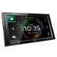 JVC KW-M855BW 6.8 Digital Media Receiver w/ Wireless CarPlay and Wireless Android Auto