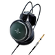 AudioTechnica ATH-A990Z Art Monitor Over-Ear Closed-Back Dynamic Headphones (Black)