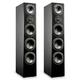 SVS Prime Pinnacle Floorstanding Speakers - Pair (Black Ash)