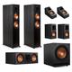 Klipsch RP-6000F 5.1.2 Dolby Atmos Home Theater System (Ebony)