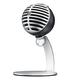 Shure MV5/A-LTG Condenser Microphone for iOS and USB (Gray)
