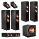 Klipsch RP-8060FA 5.1.4 Dolby Atmos Home Theater System (Ebony)