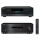 Yamaha R-S202 Stereo Receiver and Onkyo DX-C390 6-Disc Carousel CD Changer