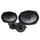 Kenwood KFC-XP6903C 6x9 + 3-1/2 Component Speakers
