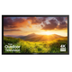 Sunbrite SB-S-43-4K 43 4K UHD Signature Series Outdoor TV for Partial Sun (Black)