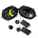 Kicker 46CSS684 CS-Series 6x8 2-Way Component Speakers
