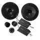 Kicker 46CSS654 CS-Series 6-1/2 2-Way Component Speakers