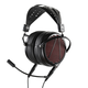 Audeze LCD-GX Audiophile Over-Ear Gaming Headphones (Red/Black)