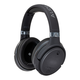 Audeze Mobius Audiophile Wireless Over-Ear Gaming Headphones with Detachable Microphone (Carbon Black)