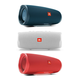 JBL Charge 4 Waterproof Portable Wireless Bluetooth Speaker Patriotic 3-Pack (Red, White, & Blue)