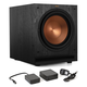 Klipsch SPL-120 12 Subwoofer (Ebony) with WA-2 Wireless Subwoofer Kit