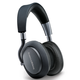 Bowers & Wilkins PX Wireless Over-Ear Headphones (Factory Certified Refurbished, Gray/Black)
