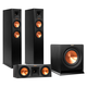 Klipsch RP-250F Reference Premiere Floorstanding Speaker Package with RP-250C Center Channel and R110 10