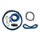 Kicker 46CK8 Premium K-Series 8AWG 2-Channel Amplifier Wiring Kit