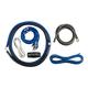 Kicker 46CK4 Premium K-Series 4AWG 2-Channel Amplifier Wiring Kit