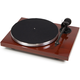 Pro-Ject 1Xpression Carbon Classic Turntable With Ortofon 2M Silver Cartridge (Mahogany)