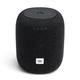 JBL Link Music Compact Smart Speaker (Black)