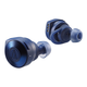 AudioTechnica ATH-CKS5TW Solid Bass True Wireless Headphones (Blue)