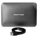 Harman Kardon Esquire 2 Portable Bluetooth Speaker (Graphite)