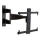 Sanus VMF720 Medium Full Motion TV Mount for 32 - 55 TV (Black)